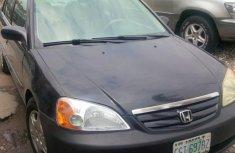 Nigeria Used Honda Civic 1999 Model Black