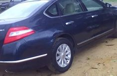 Foreign Used Nissan Teana 2009 Model Blue