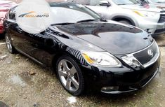 Clean Foreign used Lexus GS 2010 350 Black