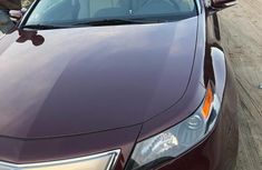 Foreign Used Acura TL 2013 Model Red