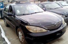 Nigeria Used Toyota Camry 2002 Model