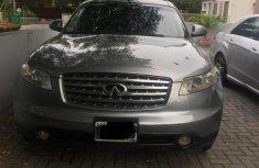 Very Clean Nigerian used Infiniti FX 2005