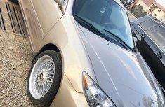Nigeria Used Toyota Camry 2006  Model Gold
