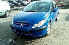 Well Maintained Nigerian used Peugeot 307 2001