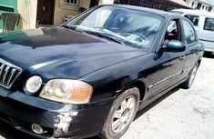 Neat Nigerian used 2003 Kia Optima