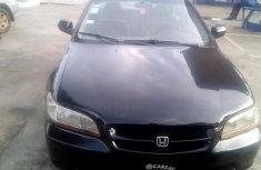 Neat Nigerian used 1998 Honda Accord