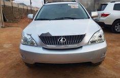 Neat Nigerian used 2009 Lexus RX