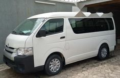 Very Clean Foreign used 2014 Toyota HiAce