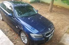 Nigeria Used BMW 328i 2012 Model Blue for Sale