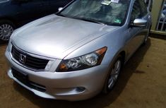 2008 Honda Accord Foreign Used Silver for Sale