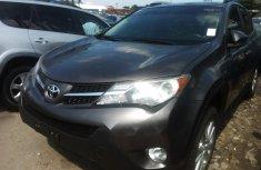 Well Maintained Nigerian used Toyota RAV4 2014