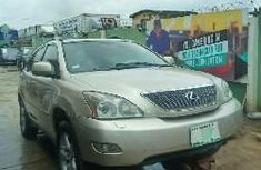 Super Clean Nigerian used  2005 Lexus RX