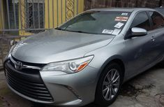 Tokunbo Toyota Camry 2015 Model Silver