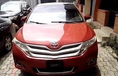 Nigeria Used Toyota Venza 2012 Model