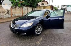 Foreign Used Lexus ES 350 2008 Model Blue