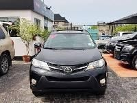 Neat Foreign used Toyota RAV4 2015
