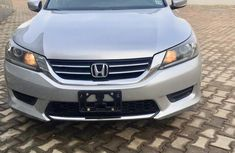 Neat Foreign used Honda Accord 2013 Silver