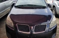 Tokunbo Pontiac Vibe 2009 Model Black