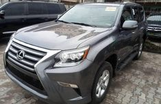 Foreign Used 2015 Lexus GX Automatic