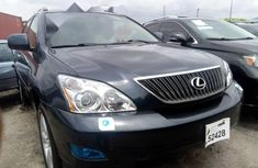 Very Clean Foreign used 2006 Lexus RX
