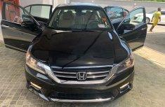 Tokunbo Honda Accord 2014 Model Black