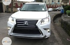 Foreign Used Lexus GX 2014 Model White