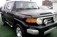 Well Maintained Nigerian used 2007 Toyota FJ CRUISER