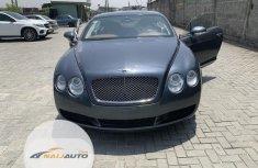 Bentley Continental 2007 Blue