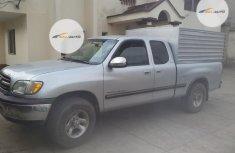Nigeria Used Toyota Tundra 2000 Model Silver