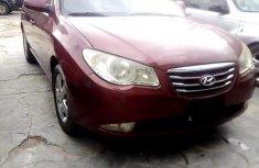 Well Maintained Nigerian used Hyundai Elantra 2010
