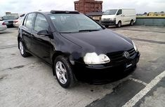 Well Maintained Nigerian used 2005 Volkswagen Golf