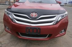 Very Clean Nigerian used Toyota Venza 2014