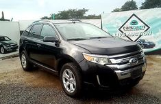 Neat Nigerian used Ford Edge 2012