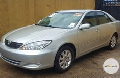 Foreign Used Toyota Camry 2003 Model Gold