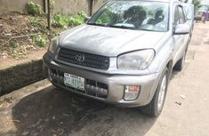 Properly maintained Nigerian used 2002 Toyota RAV4