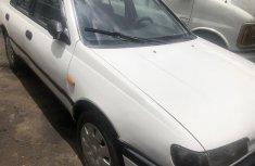 Neat Nigerian used Nissan Sunny 1998