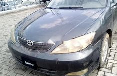 Properly maintained Nigerian used 2002 Toyota Camry