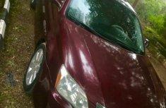 Nigeria Used Toyota Avalon 2007 Model Red
