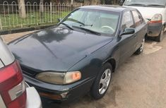 Properly maintained Nigerian used Toyota Camry 1996