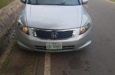 Neat Nigerian Used Honda Accord 2009 2.4 EX-L