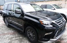 Tokunbo Lexus GX 2018 Model Black