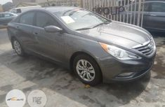 Foreign Used Hyundai Sonata 2012 Gray