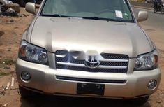 Very Clean Foreign used Toyota Highlander 2007