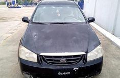 Nigeria Used Kia Spectra 2005 Model Black