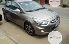 Nigeria Used Hyundai Accent 2012 Model Gray