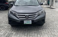 Clean Foreign used Honda CR-V 2014 Gray