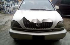 Well Maintained Nigerian used 2001 Lexus RX
