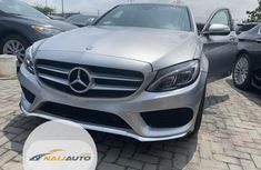 Clean Foreign used Mercedes-Benz C300 2015
