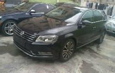 Nigeria Used Volkswagen Passat 2012 Model Black