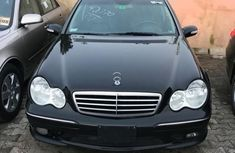 Very Clean Foreign used 2007 Mercedes-Benz C230